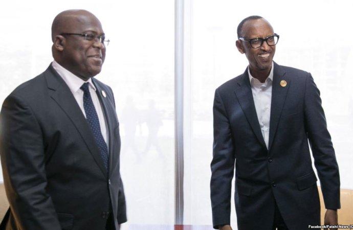 RDC : Félix Tshisekedi au Rwanda pour présenter son programme de relance