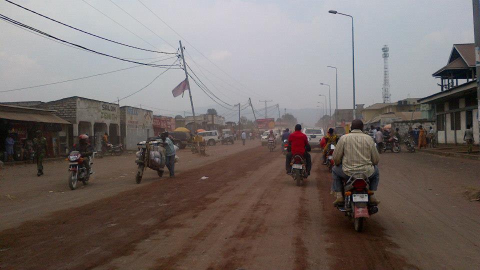 Construction des routes à Goma: Les travaux de construction sur l'axe Abattoir-Kituku également Kituku-CCLK évoluent très lentement depuis un certain temps