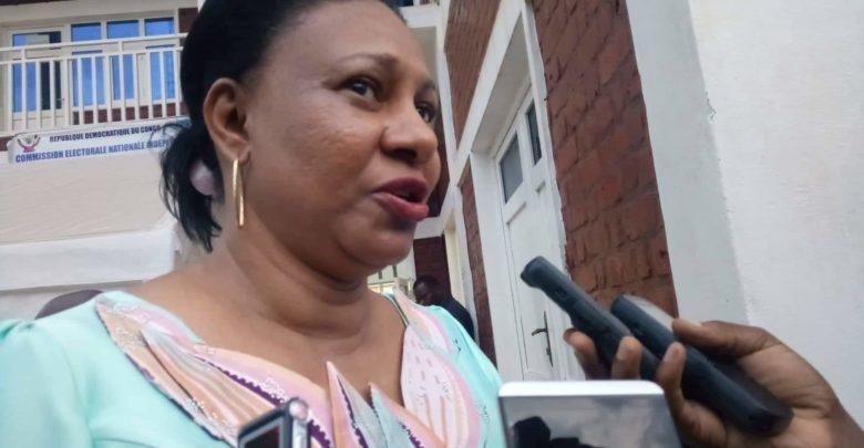 Fizi : Madame Shenila Mwanza ,aux élections des gouverneurs au Sud-Kivu, Le FCC garde sa place