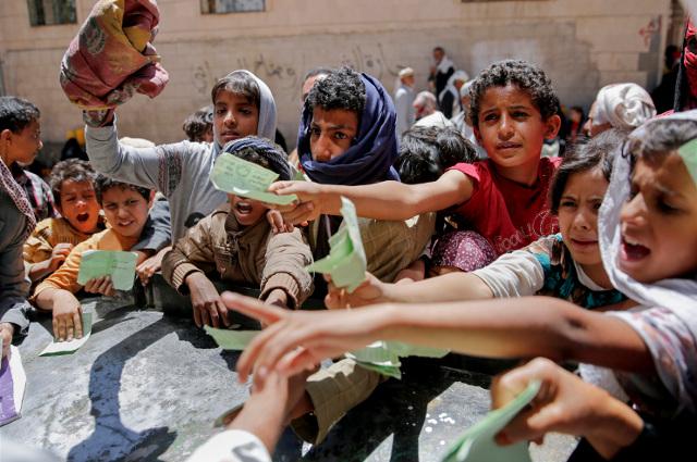 MONDE : plus de 100 millions de personnes souffrent  encore de la famine.