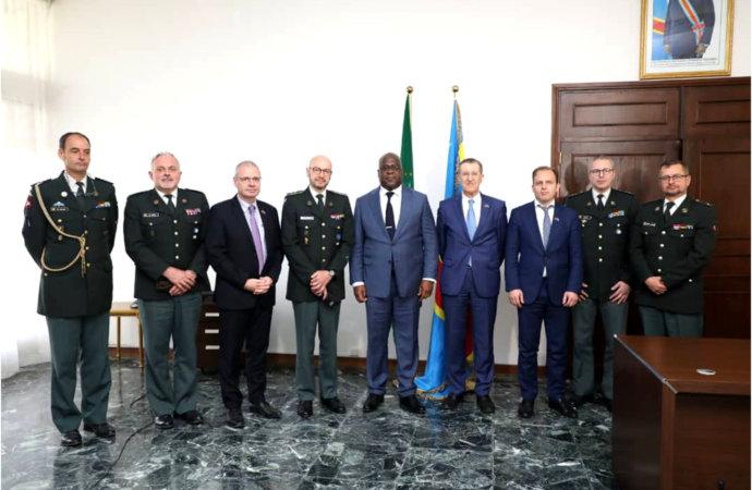RDC : La normalisation avec la Belgique a démarré