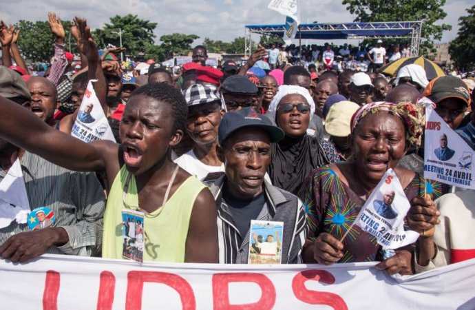 RDC : violences au siège de l'UDPS, rongée par les rancoeurs