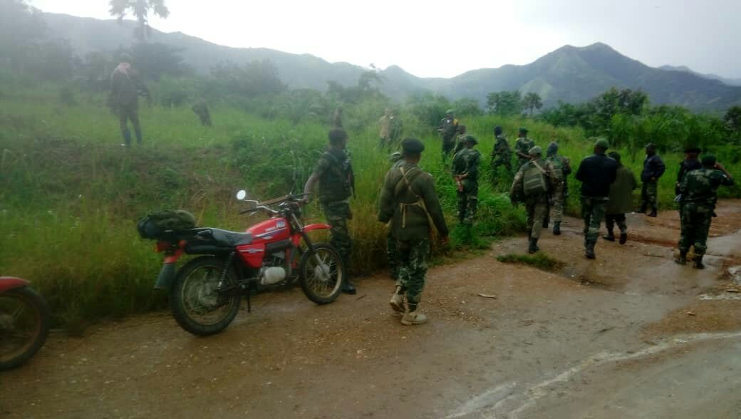 Fizi: Yakutumba delocalisé par les FARDC
