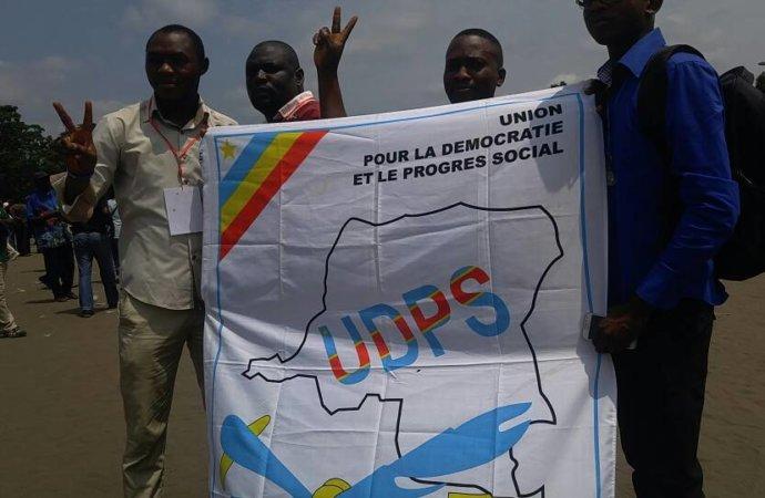 R.D.Congo: les jeunes UDPS exigent la rupture avec les kabilistes