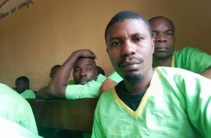 R.D.Congo : En prison pour offense au président