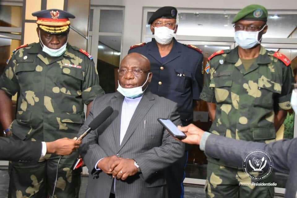 RDC: le président Félix Antoine Tshisekedi ordonne la traque et l'arrestation de Kyungu Gédéon