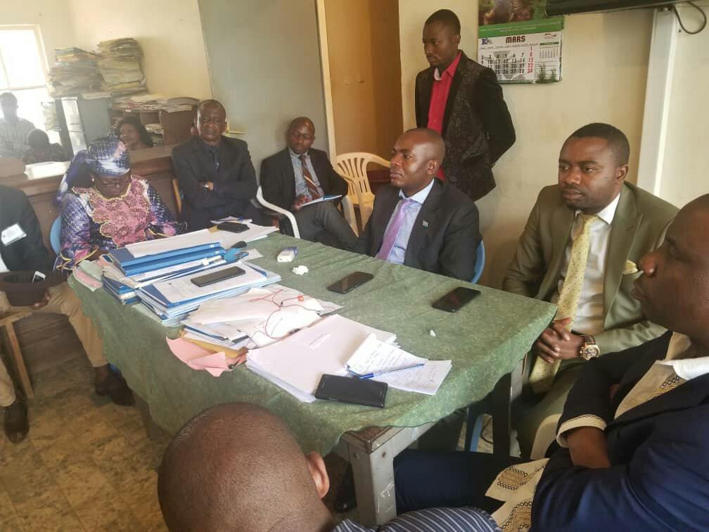 Sud-kivu: le Ministre provincial Jospin Mukono met un terme à la grogne des agents de la division de la fonction publique
