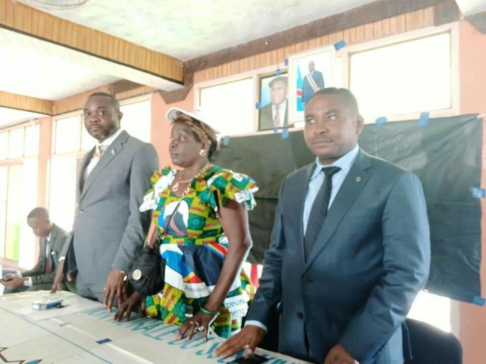 RDC : Me jean Jacques Elakano démissionne à la tête de la Fédération de l'UDPS sud-kivu rurale dans une Assemblée Extraordinaire à Uvira et HONORABLE MSAMBYA ABWE FREDDY élu pour son remplacement
