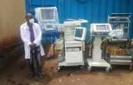RDC lutte contre le Covid-19 : L'Honorable Luc Mulimbalimba dote le Territoire d'Uvira d'équipements sanitaires dernier cri dans la lutte contre cette pandémie