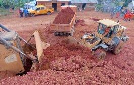 Sud-kivu : la degradation des escarpement de Ngomo sur la RN5 preoccupe les usagers