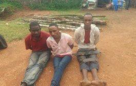 Sud-kivu-Fizi-Misisi: arrestation de 3 sujets Burundais à Misisi