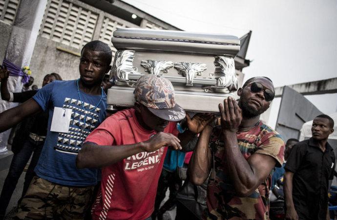 RDCongo : Le coronavirus force les Congolais à faire le deuil de leurs deuils