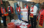 Haut-katanga- Covid-19: la fédération AFDC-A/FCC lance une campagne de sensibilisation communautaire à Likasi et kambove