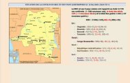 RDC: avec 20 Nouveaux cas de Covid-19, le Nord-Kivu occupe la troisième place parmi les provinces les plus touchées