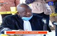 RDC : Procès 100 jours, le juge président Raphaël Yanyi est décédé