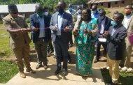 Éducation au Sud-kivu à idjwi: Théo Kasi Ngwabindje inaugure deux écoles nouvellement réhabilitées