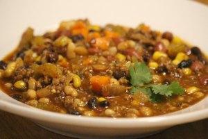 chili-corn-beans