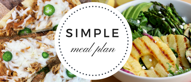 Weekly Meal Plan 15