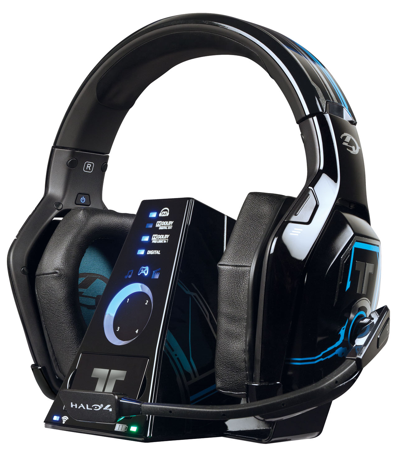 Mad Catz Ships Licensed Halo 4 Gaming Headset Fizmarble