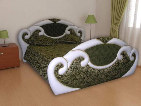 Кровати двуспальные, и фото подборка существующих моделей