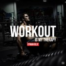 Workout is my therapy