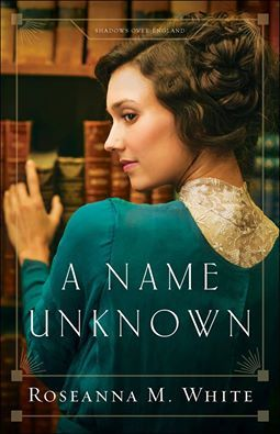 BOOK REVIEW: A Name Unknown by Roseanna M. White
