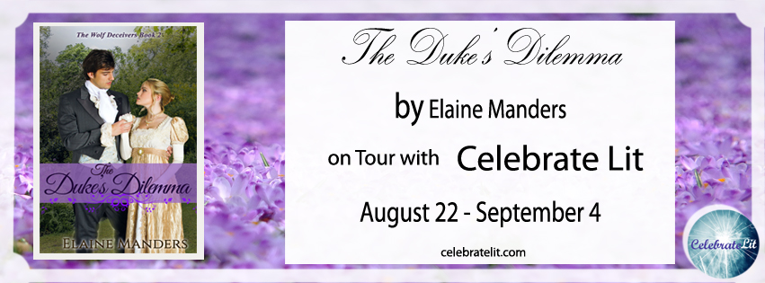 SPOTLIGHT: The Duke's Dilemma by Elaine Manders