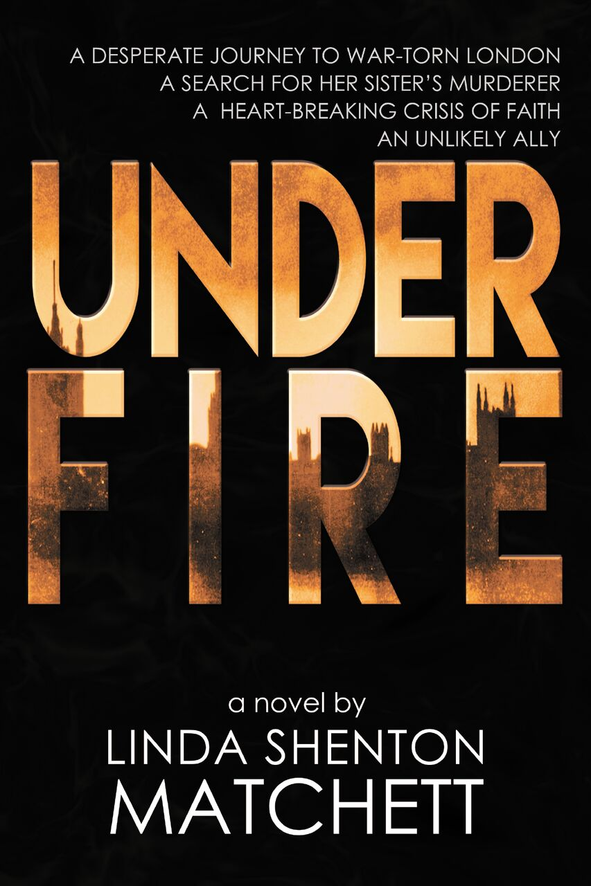 BOOK REVIEW: Under Fire by Linda Shenton Matchett