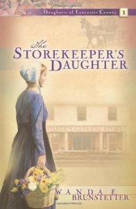 BOOK REVIEW: The Storekeeper's Daughter by Wanda E. Brunstetter