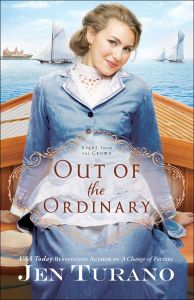 BOOK REVIEW: Out of the Ordinary by Jen Turano