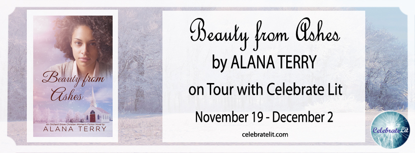 SPOTLIGHT: Beauty from Ashes by Alana Terry