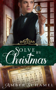 BOOK REVIEW: Solve by Christmas by Amber Schamel