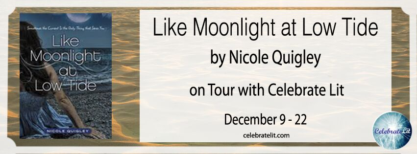 SPOTLIGHT: Like Moonlight at Low Tide by Nicole Quigley