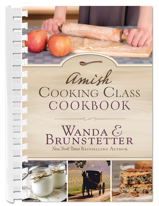 BOOK REVIEW: Amish Cooking Class Cookbook by Wanda E. Brunstetter