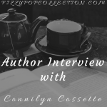 Author Interview Connilyn Cossette