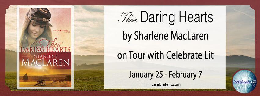 SPOTLIGHT: Their Daring Hearts by Sharlene MacLaren