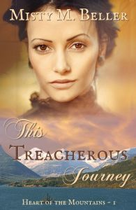 BOOK REVIEW: This Treacherous Journey by Misty M. Beller