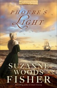 BOOK REVIEW: Phoebe's Light by Suzanne Woods Fisher