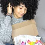 Ma Box de Noël Fj Beauty x Les Secrets de loly