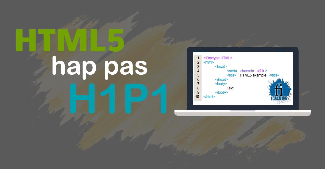 html5 haps pas hapi