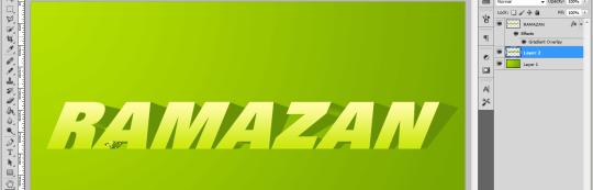 tekst efekt ramazan 12