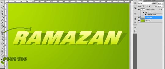 tekst efekt ramazan 8