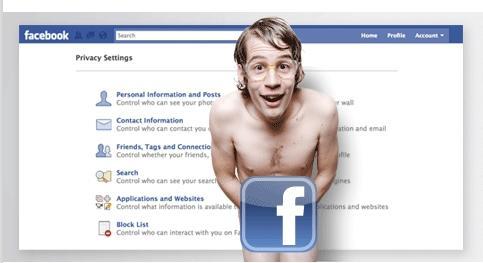 Facebook privatësia