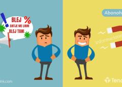 Dallimi në mes të marketingut tradicional dhe marketingut inbound