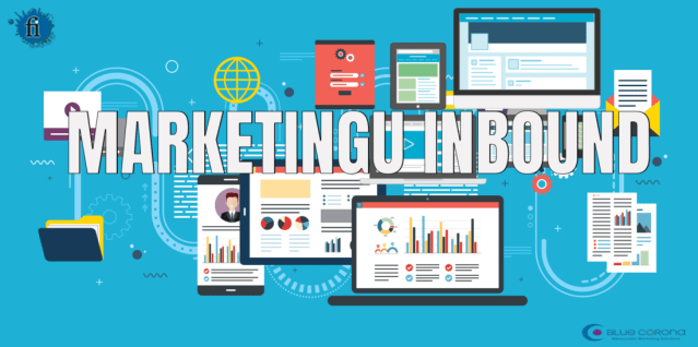 Marketingu Inbound: paraqitja grafike