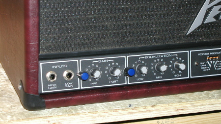 The Vtm 120 Is A Versatile Amp