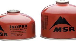MSR Isopro Gassbokser