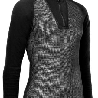 Brynje Arctic Zip Polo Combatshirt Wool