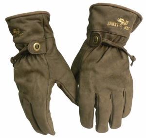 JahtiJakt Nubuck hansker