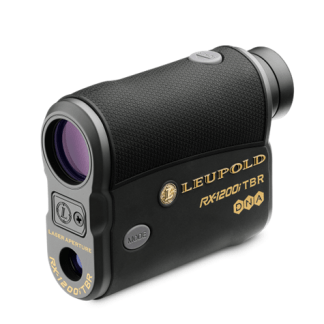 Leupold RX-1200i with DNA Laser Rangefinder Black